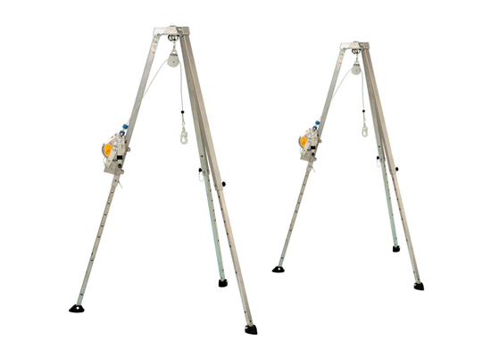 Tripod with Winches