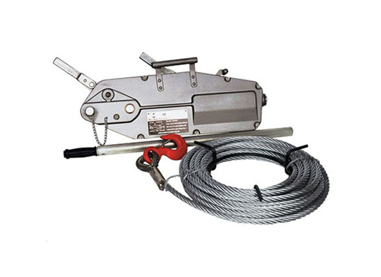 Wire Rope Pulling Machines